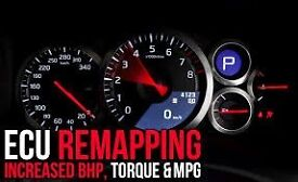 Car Remapping Remap Tuning Improved Fuel DPF & EGR Removal Fault Code Removal & Diagnostics