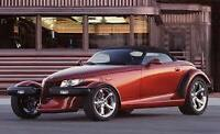 WANTED !!! 1999 Plymouth Prowler Convertible