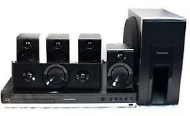 PANASONIC SA-BTT405 - 5.1 HOME CINEMA SYSTEM/BLUERAY/3D