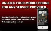 PHONE UNLOCKING SERVICES(IPHONE5,4S,4,3S,2) SAMSUNG AND Blackber