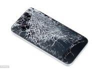 Apple iphones' damaged screens repair at your HOME or WORK
