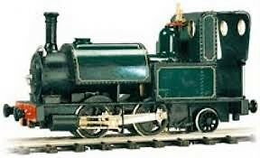 PECO 0-4-2 FLETCHER JENNINGS LOCOMOTIVE BODY KIT ( 0-16.5 NARROW GAUGE )OL-2