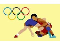 Freestyle Olympics Wrestling Training Sessions plus One to One Personal Training