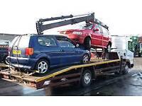 scrap cars and vans wanted