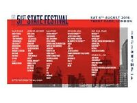 51state Festival tickets X3 for sale