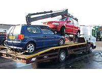 SCRAP CARS AND VANS WANTED SAME DAY CASH COLLECTION