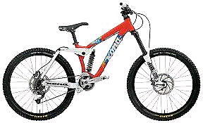 Looking for older downhill bike