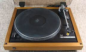 Wanted: Looking for a turntable/record player
