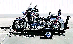 Motorcycle tow / delivery