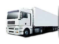 C+E HGV driving work wanted