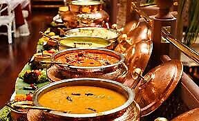 Food Catering and Live Barbeque - Indian Cuisine