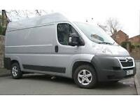 Short notice 24/7, 7day a week MAN and VAn removal services from £15