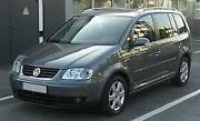 VW Touran Breaking