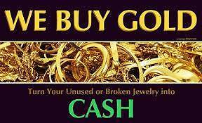 TOP CA$H PAID FOR OLD/BROKEN/UNWANTED 9CT 14CT 18CT 22CT GOLD Brisbane City Brisbane North West Preview