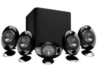 Wanted a set of KEF cinema speakers.