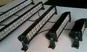 "2"" 4"" 6"" 12"" 21"" 31"" 41"" 51"" Flood/Spot/Combo LED Light Bar"