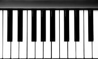 Piano / Keyboard Lessons at your place. $50/hour only!