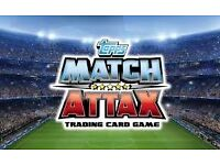 Match Attax 2016/17 - Prem, UCL & Extra Swaps
