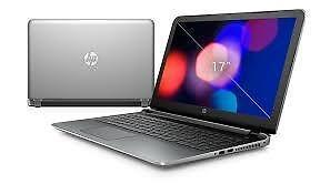 "HP Pavilion  17 g188ca - AMD A10 8700p 1.80 Ghz - 12 GB RAM - 1 TB HDD - Radeon R6 6360 MB with 16x9 17.3""' Display"