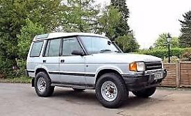 Wanted Landrover Discovery 300 TDI needing repair Project parts offroad 4x4 N Ireland