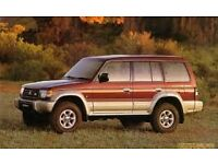 Mitsubishi Shogun 2.8 Turbo Diesel LWB