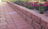 Specialists in hardscape repairs.