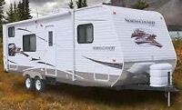 2010 North Country Travel Trailer