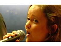 Margaret Jane specialising in developing voices from a young age to adulthood.