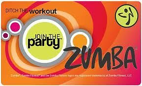 Zumba(R) Fitness Hamilton Mountain
