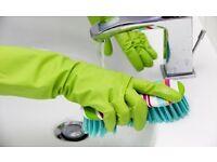 Cleaners job