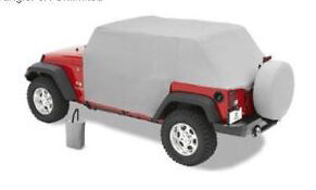 Brand new besttop jeep wrangler unlimited emergency cover.