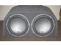 Fli sub and built in amp
