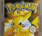 [Gameboy] Pokemon Special Pikachu Edition Yellow Version