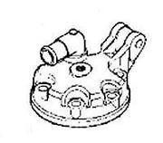 TRX250R Cylinder