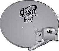 Bell Dish Network shaw Directv FTA Satellite Dish Installer