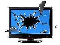 CASH PAID FOR FAULTY LCD AND PLASMA TVS EVEN CRACKED OR SMASHED! CAN COLLECT AROUND NORTH EAST!