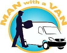 24/7 Cheapest Van With A Man REMOVAL SERVICE HOUSE MOVER URGENT