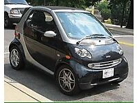 WANTED SMART CAR