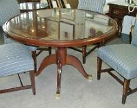 Historic pieces at your local used furniture outlet store!