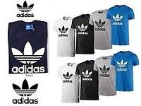 Tea shirts boss Adidas tea shirts £20