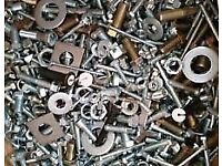 Nuts, bolts and washers (Wanted)