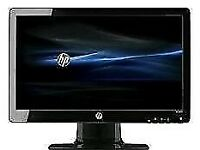 """HP 2011x 20"""" LED Monitor in good conditions"""