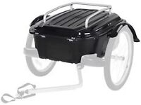 Bike trailer for sale comes with brackets cost 150 Sale £60 no offers