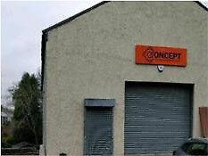 Workshop to rent in Gorebridge