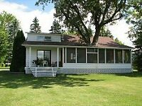 Waterfront Home and 32 acres near Lake of the Woods