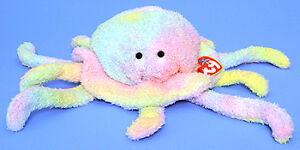Goochy the Jellyfish Ty Beanie Buddy stuffed animal