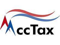 Tax returns,Open Bank account