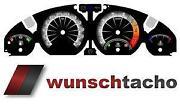BMW E46 Tachoscheibe