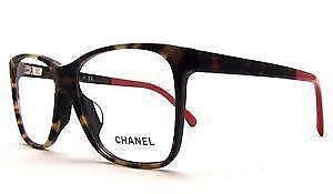 b6983f8d45d6 Chanel Red Eyeglasses