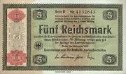 5 Deutsche Reichsmark